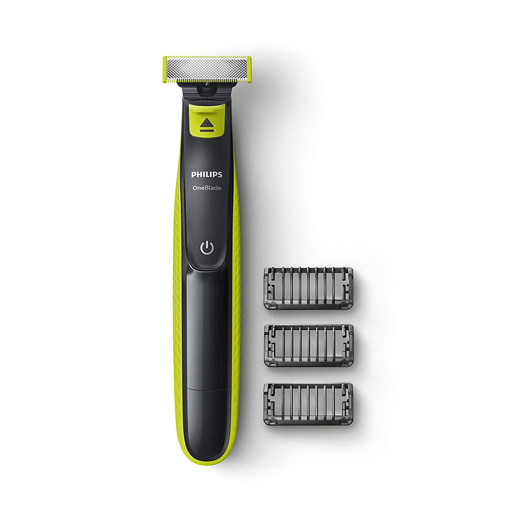 Philips Qp2525/10 Cordless Hybrid Trimmer And Shaver