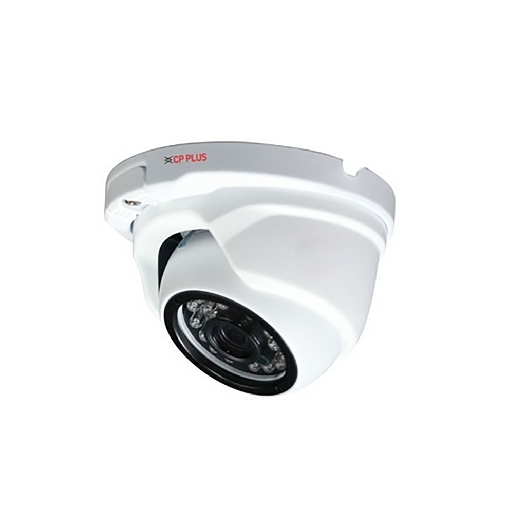 Cp Plus 4 Mp Full Hd Ir Wdr Vandal Dome Camera