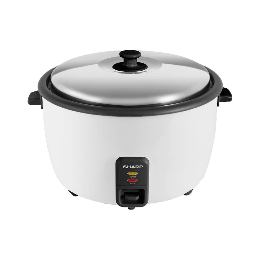 Sharp Ksh-188ss-wh Rice Cooker