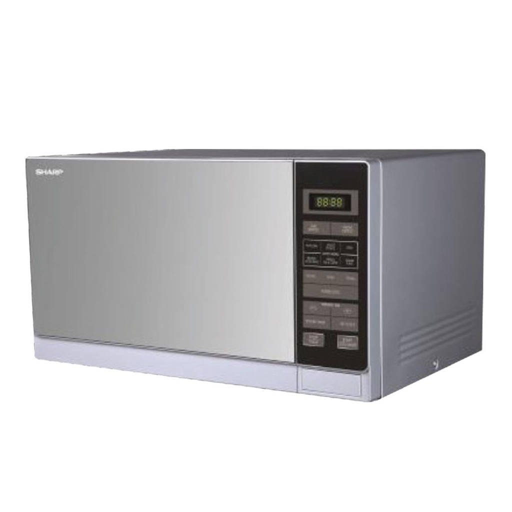 Sharp R-32a0-sm-v Microwave Oven