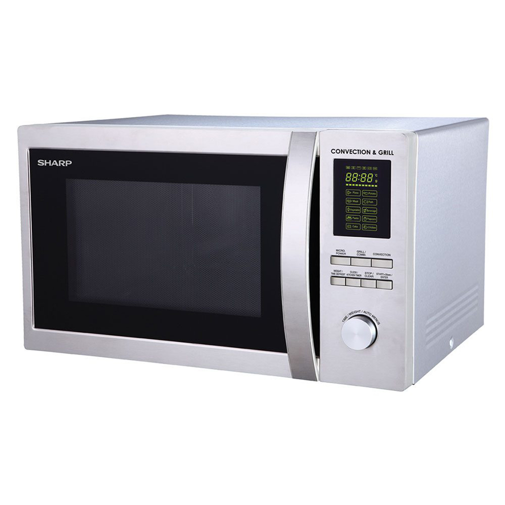 Sharp R-92a0-st-v Grill Convection Microwave Oven