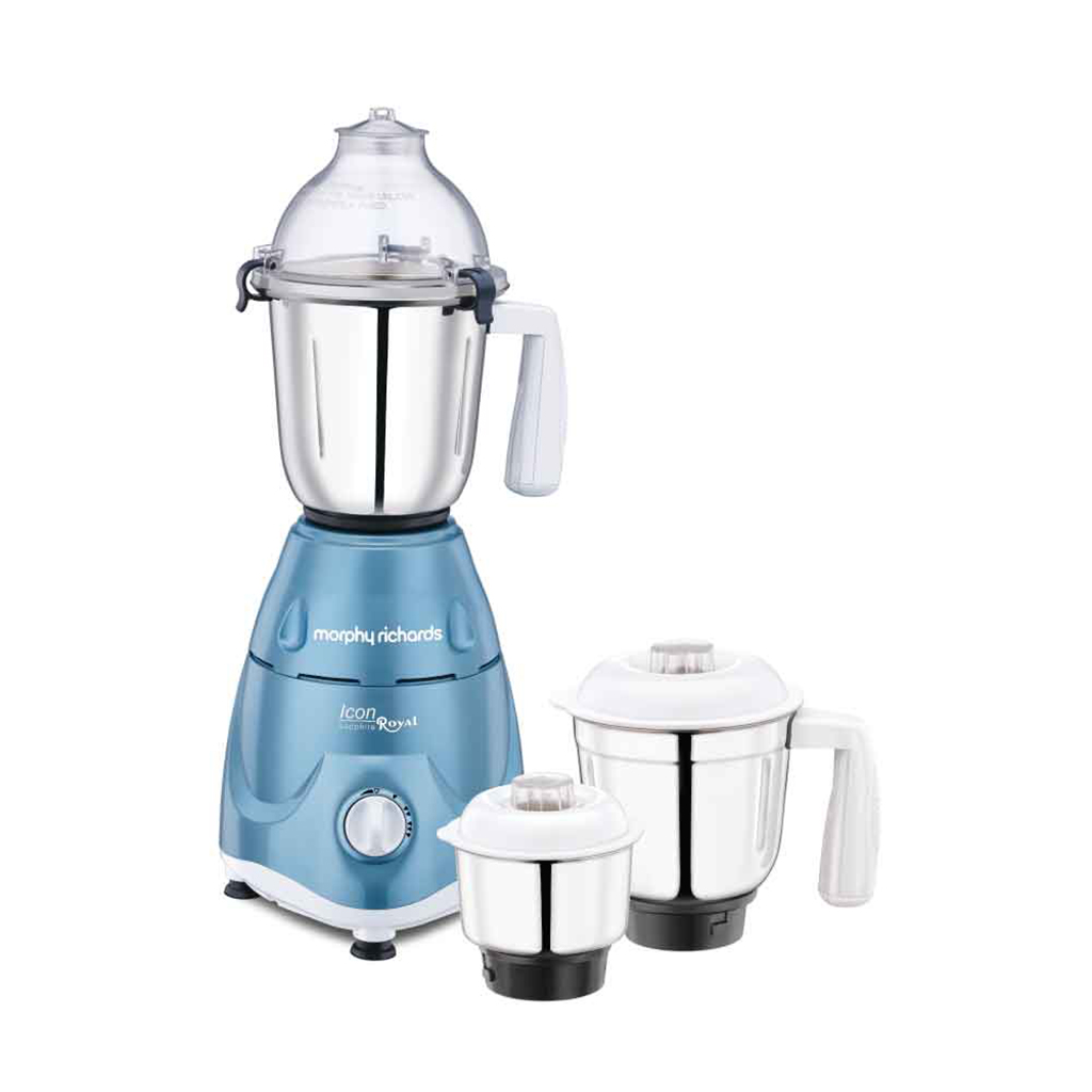 Morphy Richards Icon Royal Sapphire Mixer Grinder
