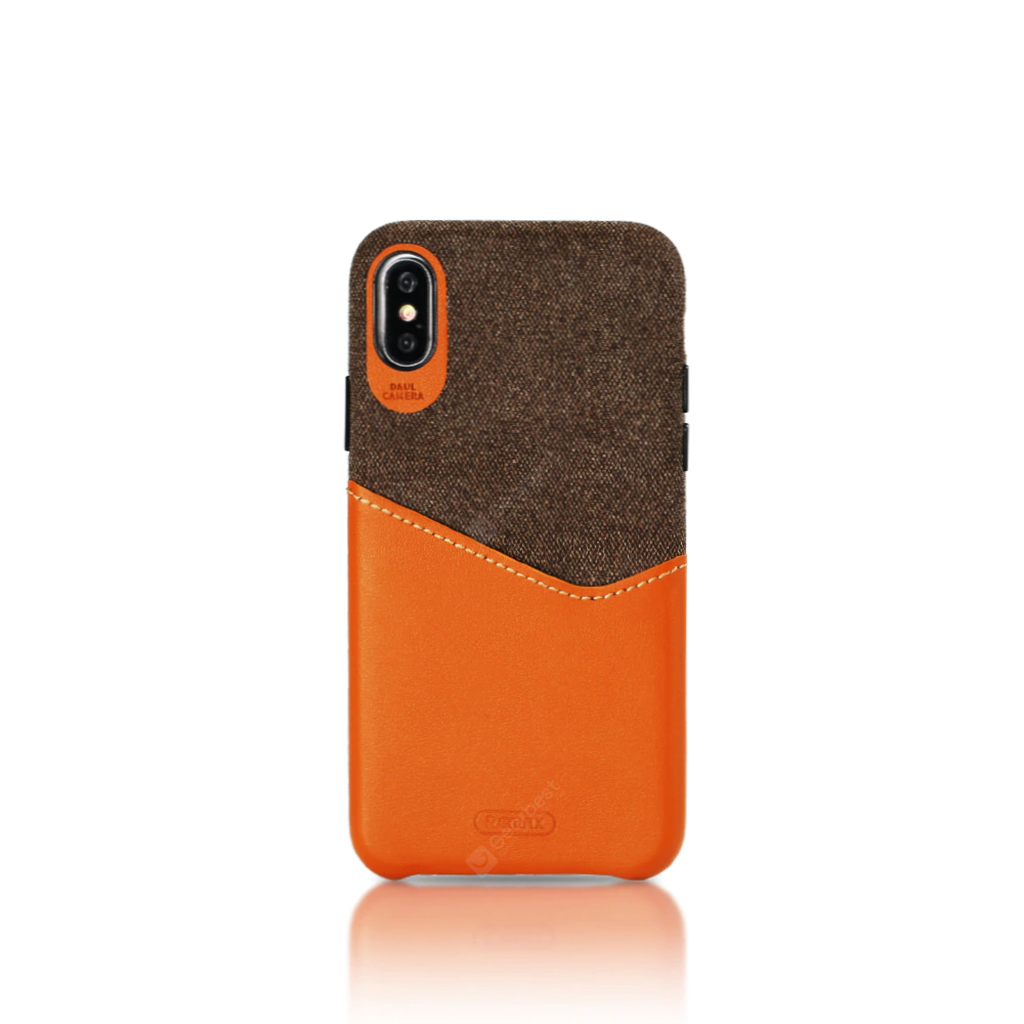 Remax Rm-1650 Hiram Series Mobile Case For Iphone X