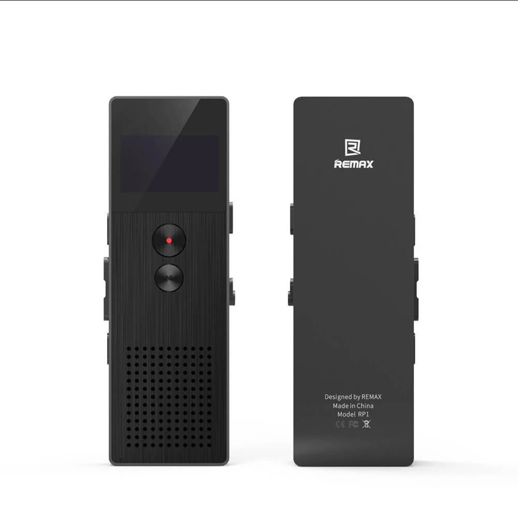 Remax Rp1 Digital Stereo High Definition Voice Recorder