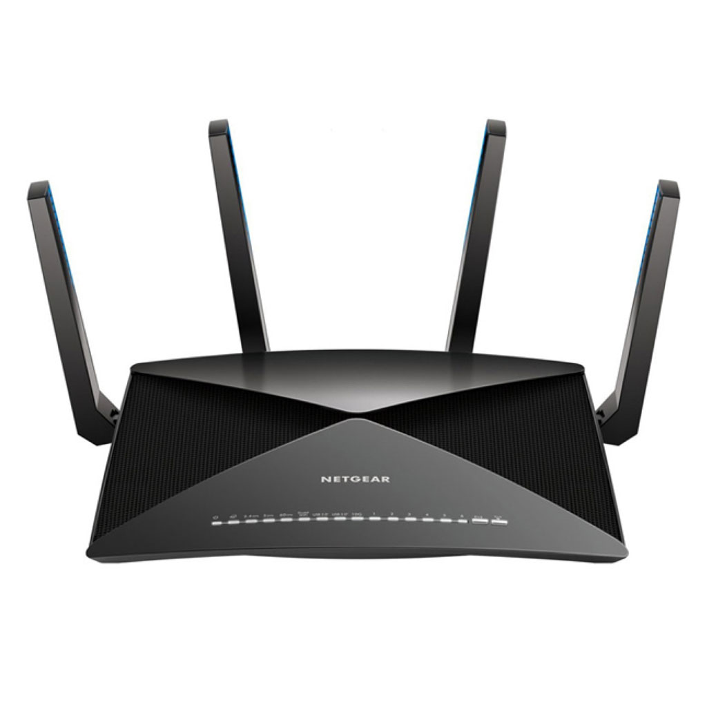 Netgear R9000 Wireless Ad7200 Mbps Tri-band Gigabit Router