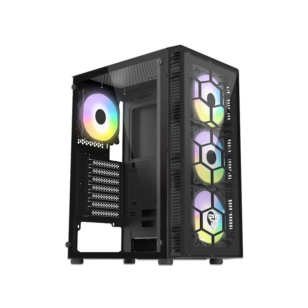 Fantech Cg73 Middle Tower Case