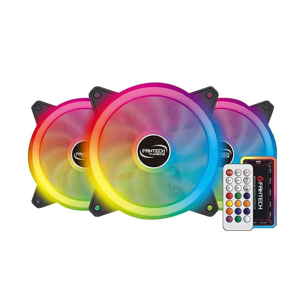 Fantech Fb-301 Pc Case Fan