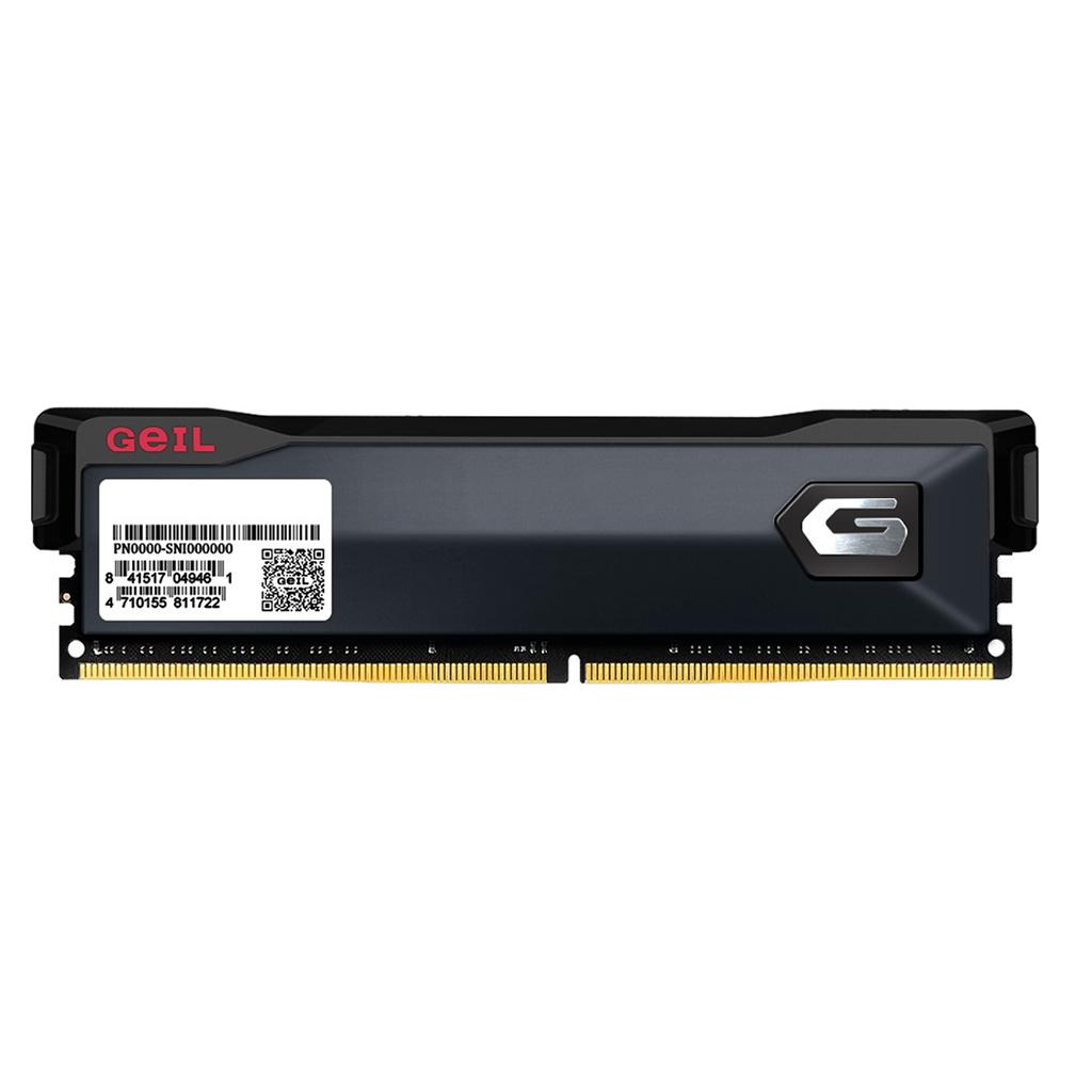 Geil 8 Gb Ddr4 3200mhz Cl16 Orion Desktop Ram