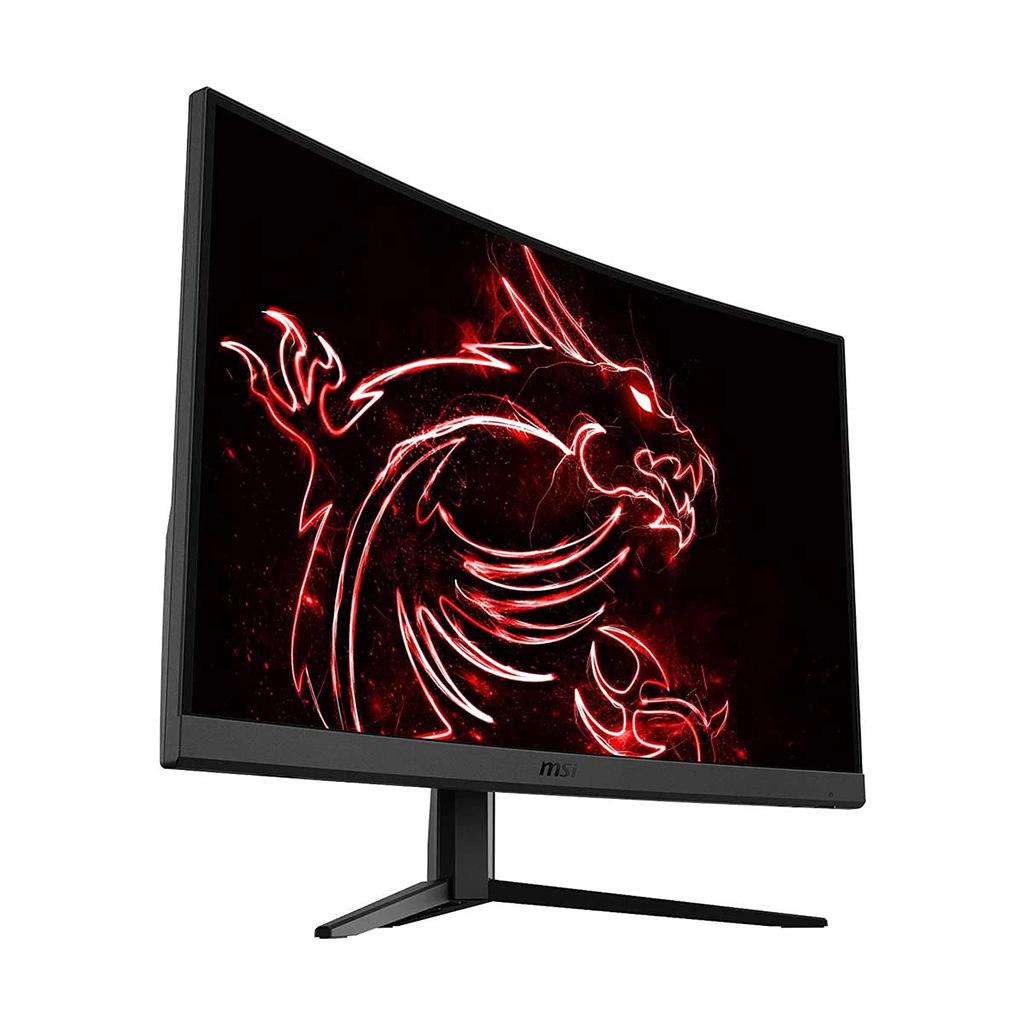 Msi Optix G27cq4 27inch 1440p 165hz Curved Gaming Monitor