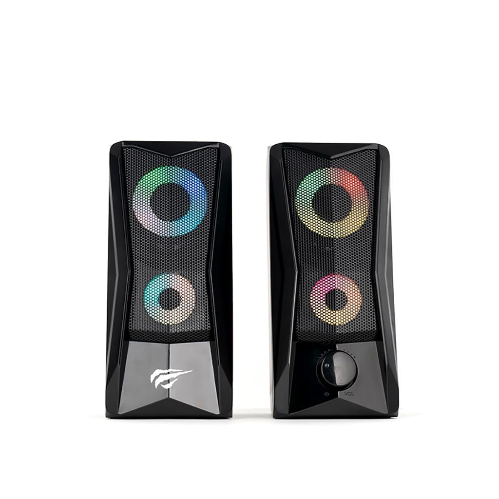 Havit Sk700 Rgb Gaming Usb Speaker