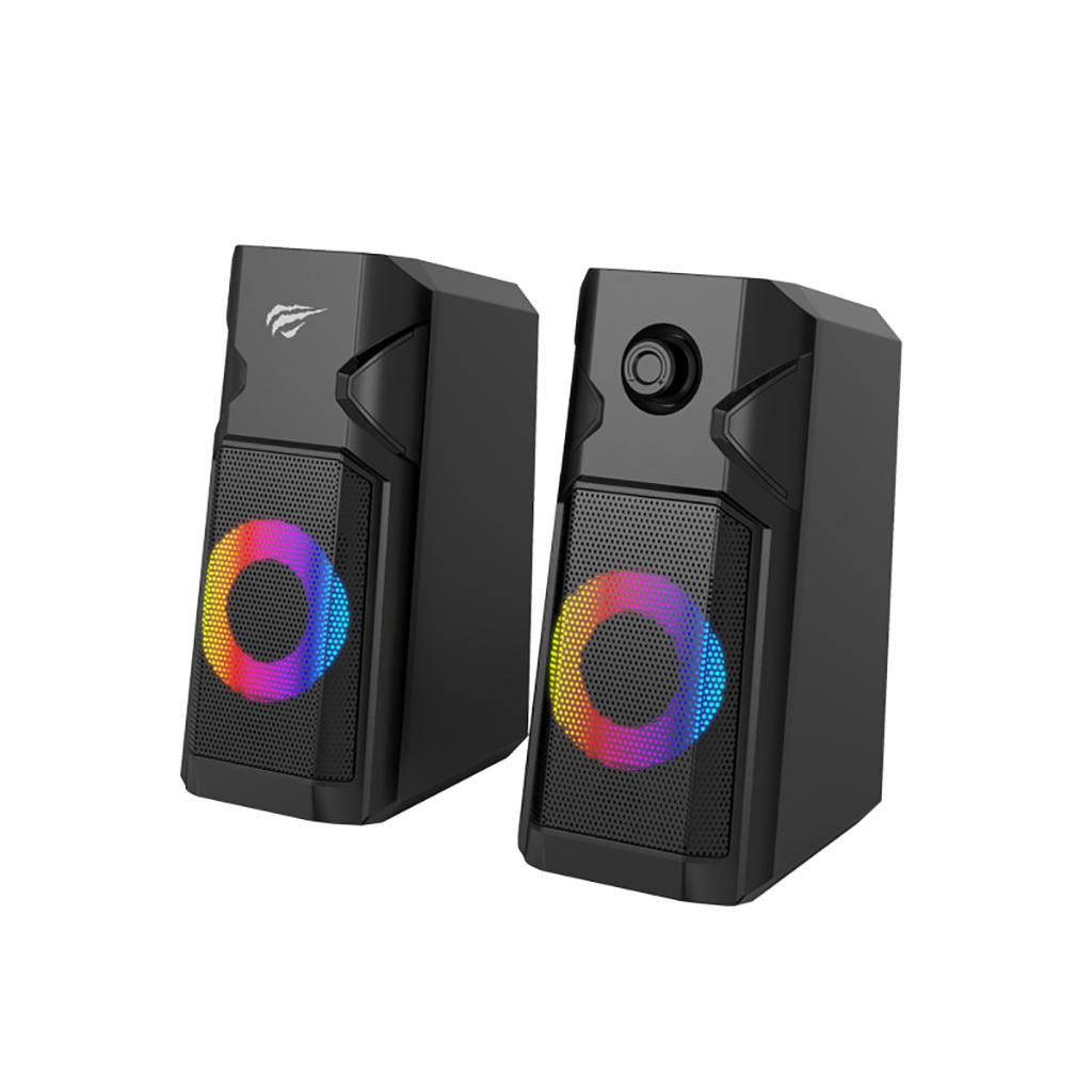 Havit Sk204 Rgb Gaming Usb Speaker