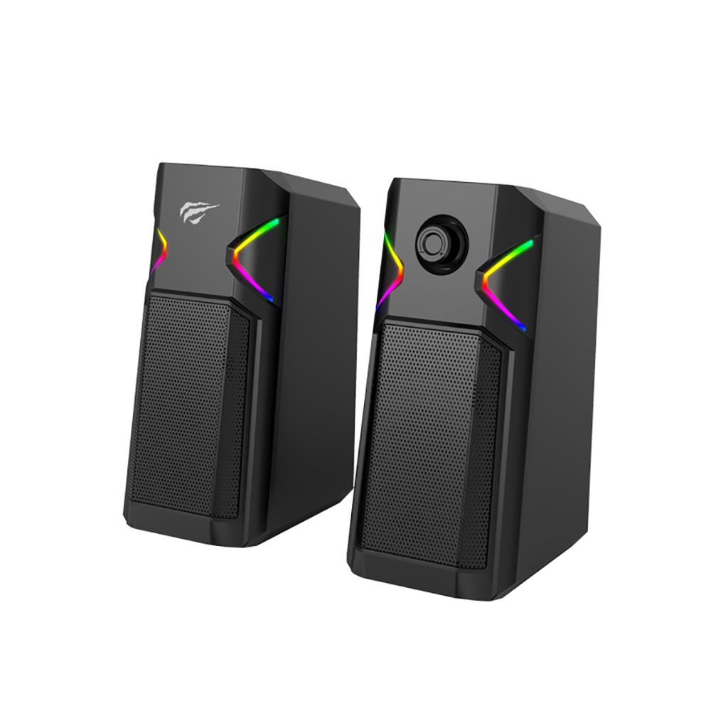 Havit Sk205 Rgb Gaming Usb Speaker