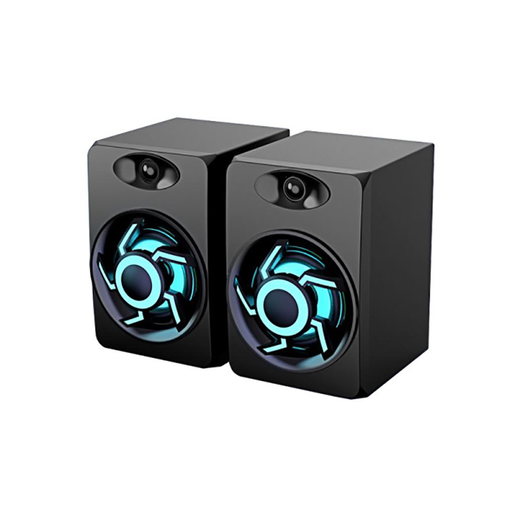 Havit Sk706 Backlit Usb Stereo Speaker