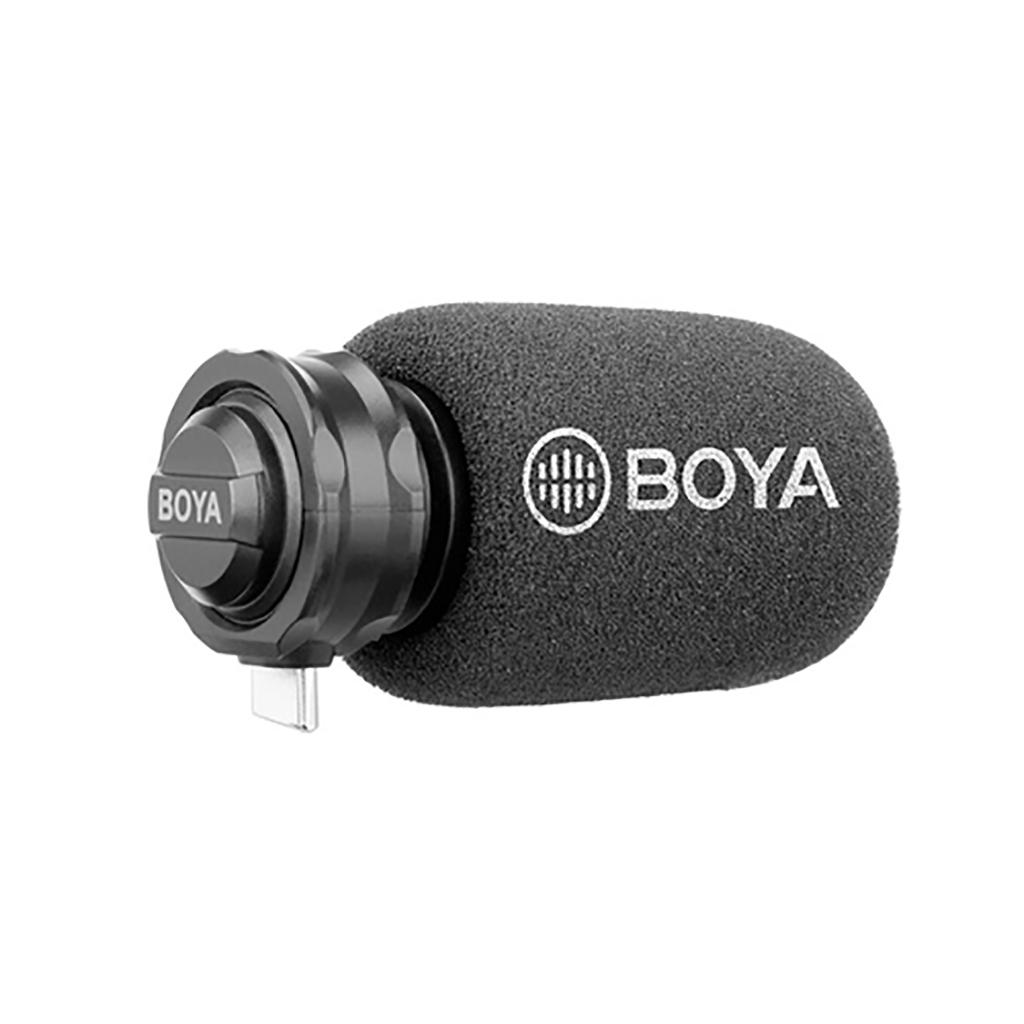 Boya By-dm200 Lightning Digital Mono Microphone