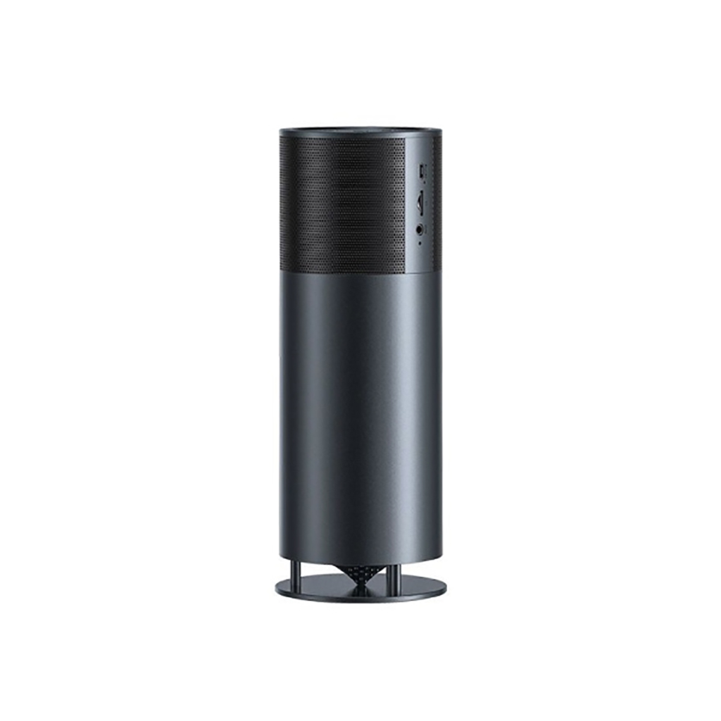 Remax Rb-m46 Desktop Bluetooth Speaker With Sub-woofer Bass