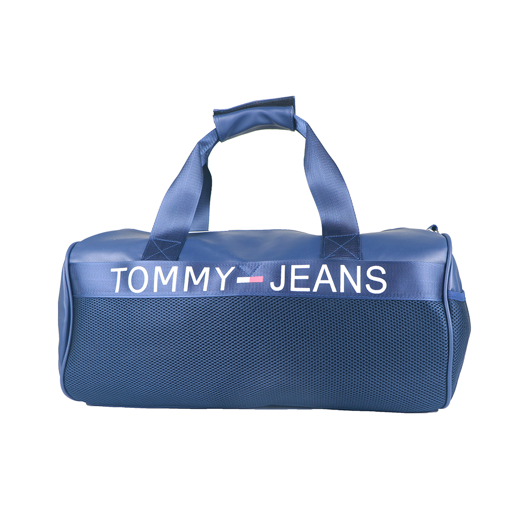 Leather Outdoor Large Gym Duffel And Travel Bag