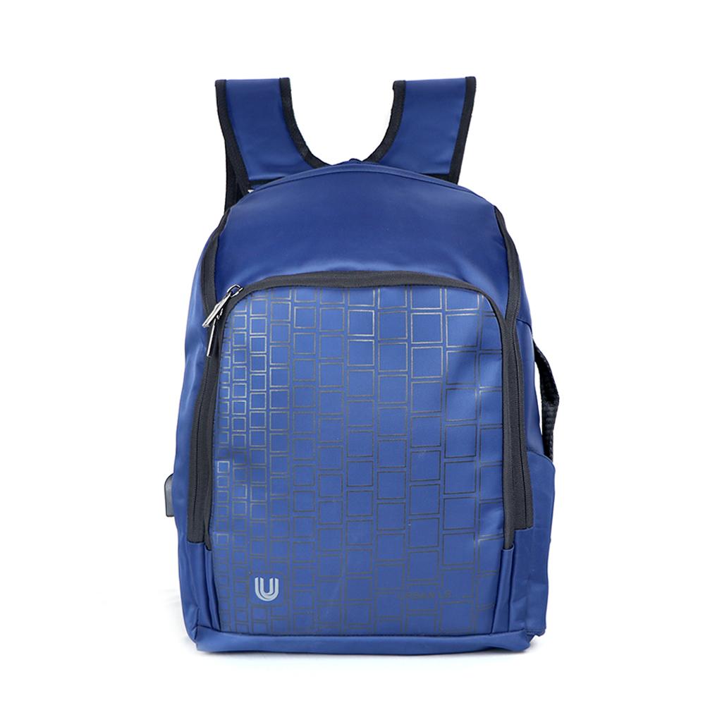Urban Le 04-hb#00110a Jupiter-1 School Bag - Blue