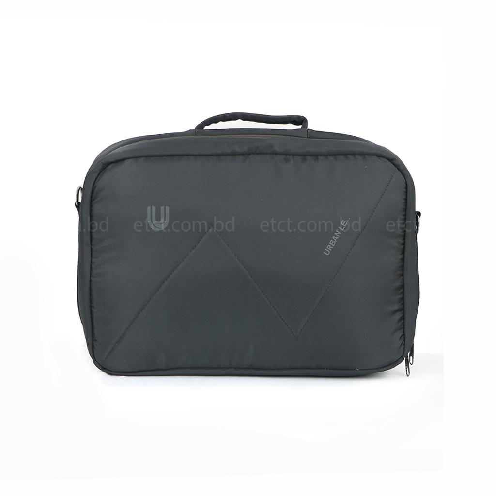 Urban Le 13-ob#00118 Pigeon Office Bag - Black