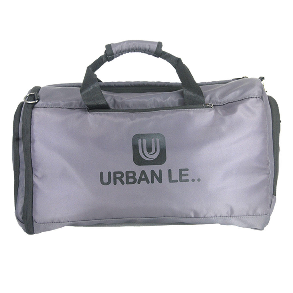 Urban Le 16-tb#00122 Horse Travel Bag - Ash
