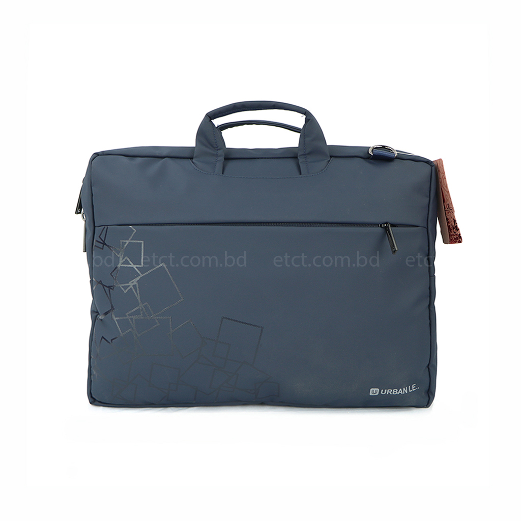 Urban Le 17-lb#00112 Cool Laptop Bag - Blue