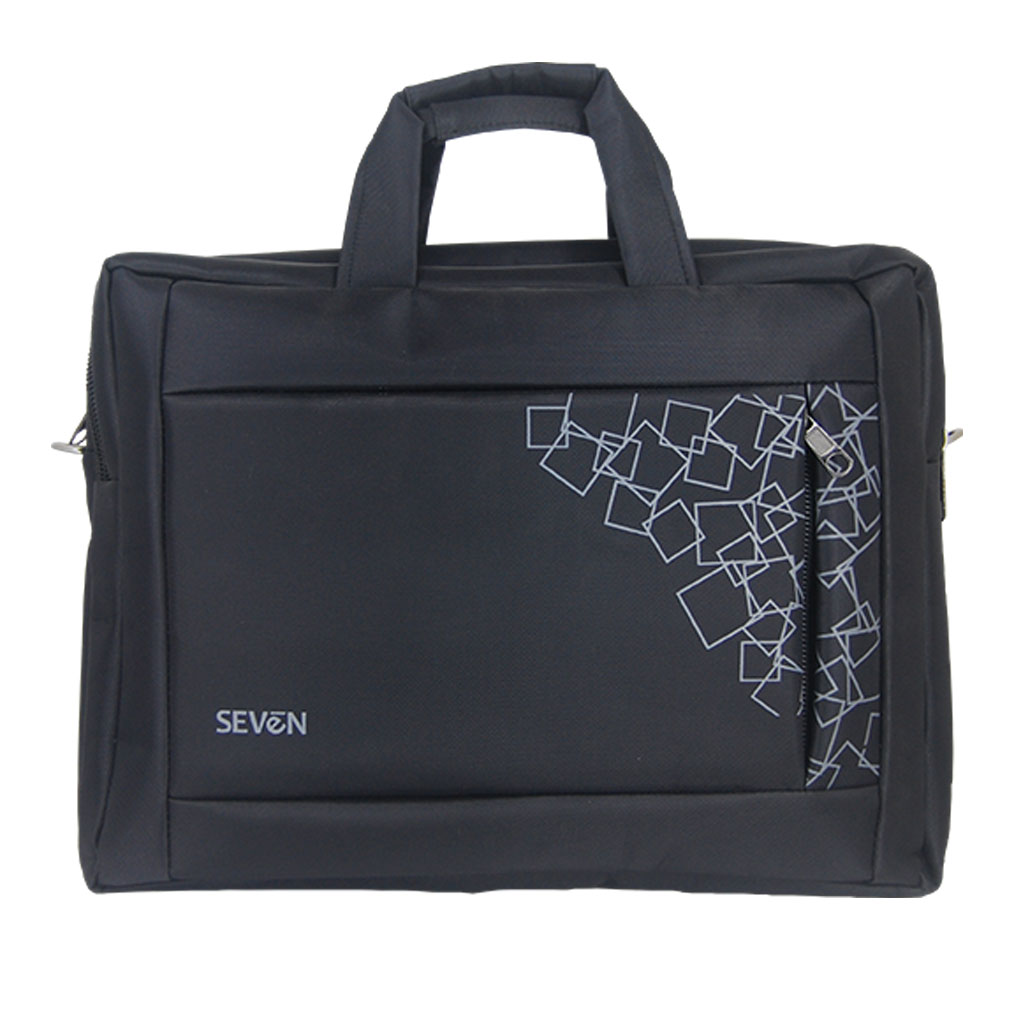 Urban Le 23-ob7#00120 Icy Seven Office Bag - Black