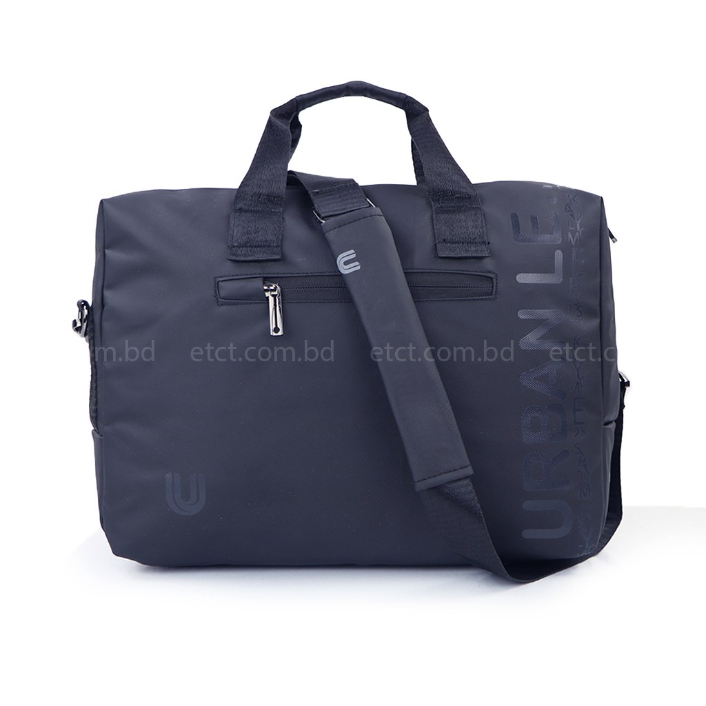 Urban Le 26-ob#00132 River Office Bag - Blue