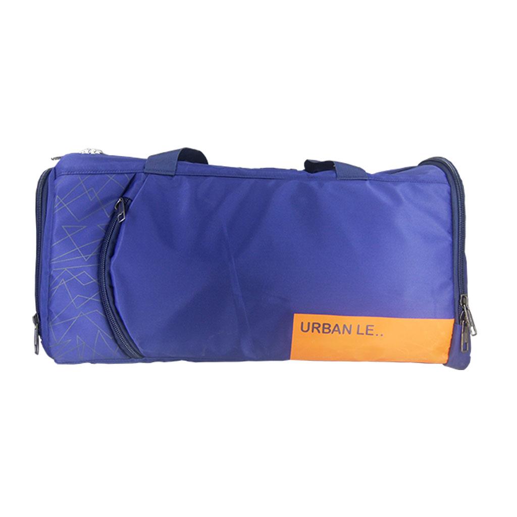 Urban Le 32-tb#00138 Bear Travel Bag - Blue