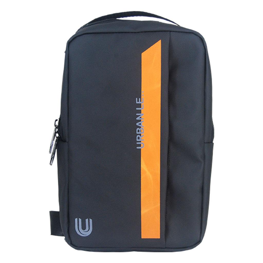 Urban Le 34-gb#00139 Moto Sling Bags- Black