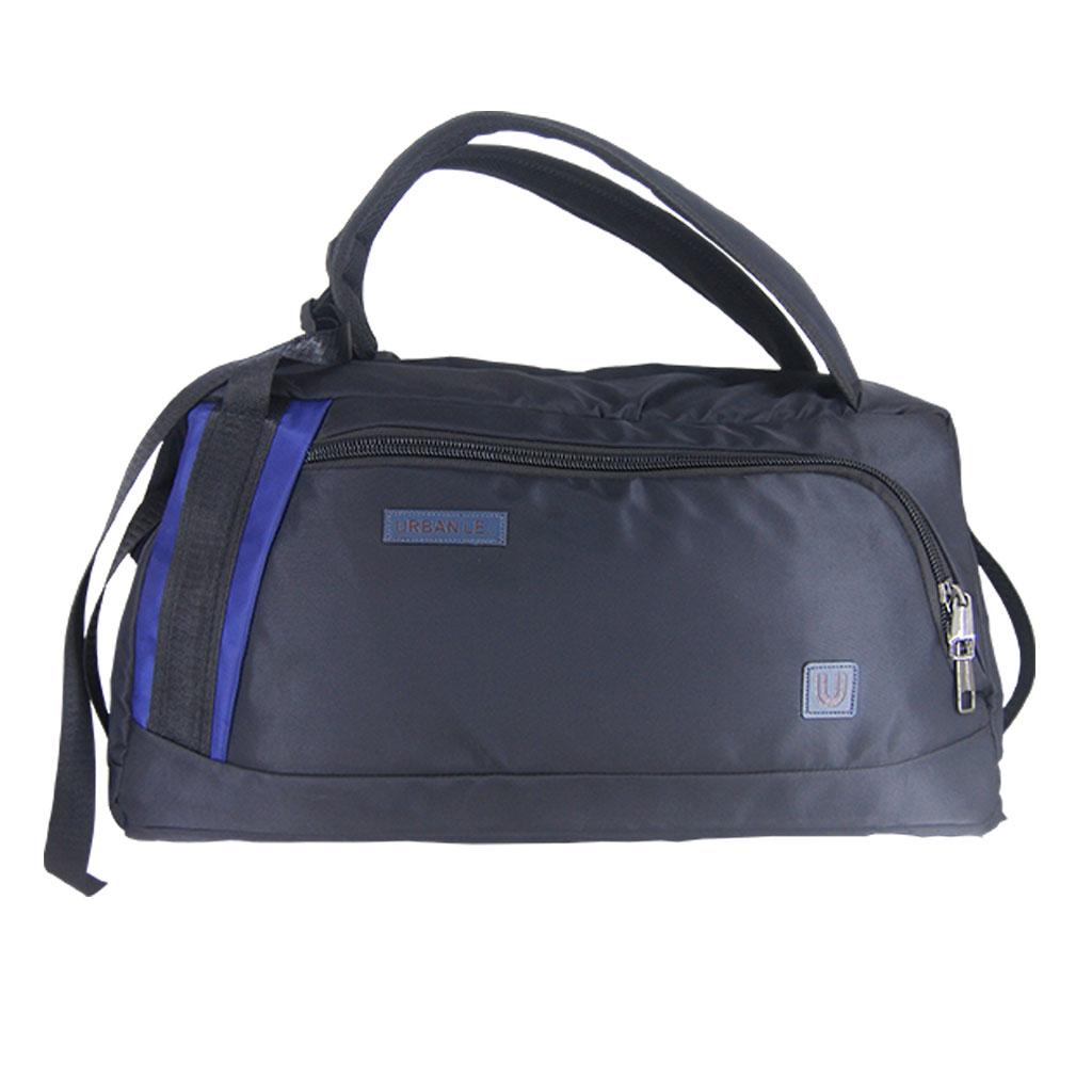 Urban Le 38-tb#00143 Panda Travel Bag - Black
