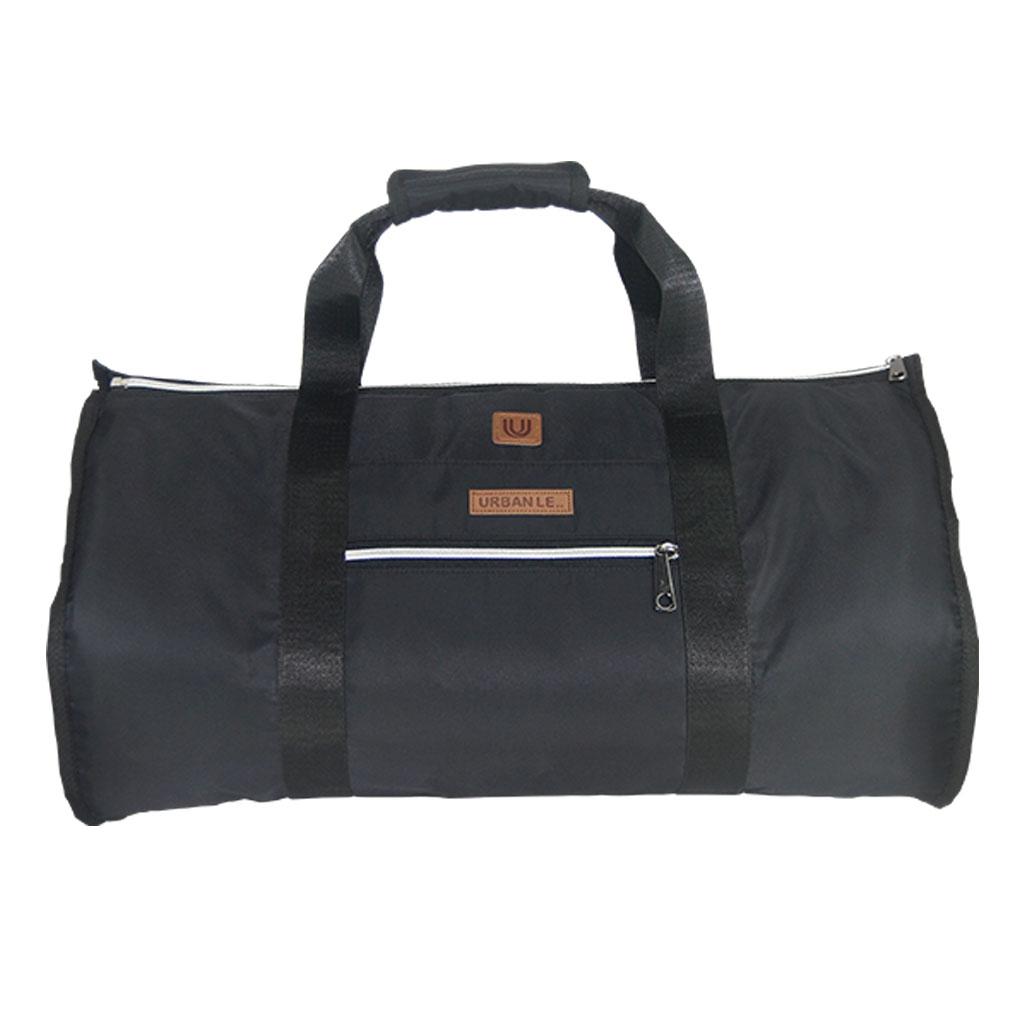 Urban Le 39-tb#00144 Octopus Travel Bag - Black