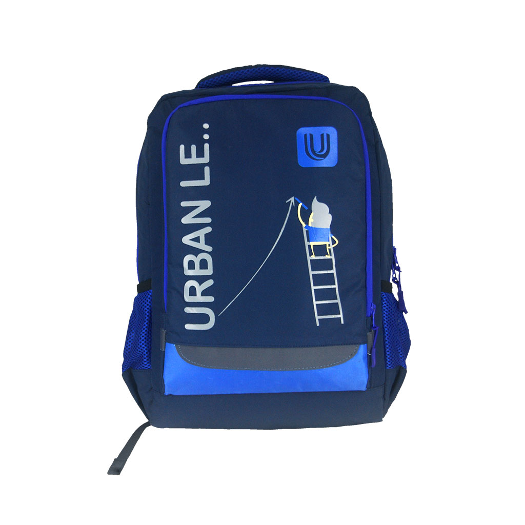 Urban Le 01-sb#00101 Sky School Bag - Blue