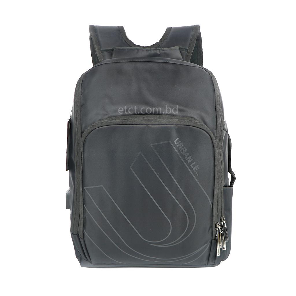 Urban Le 03-hb#00110 Jupiter School Bag - Black