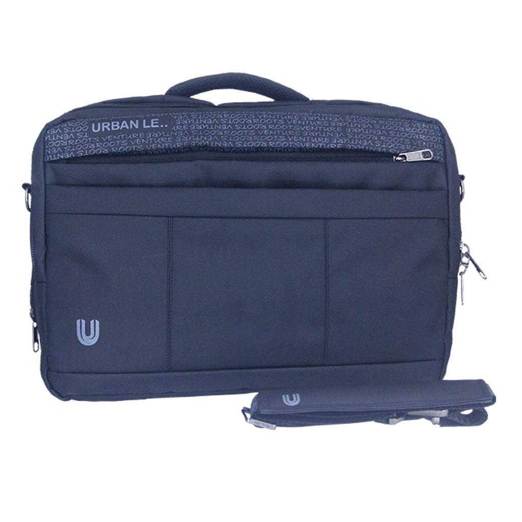 Urban Le 12-ob#00119 Magpie Office Bag - Blue