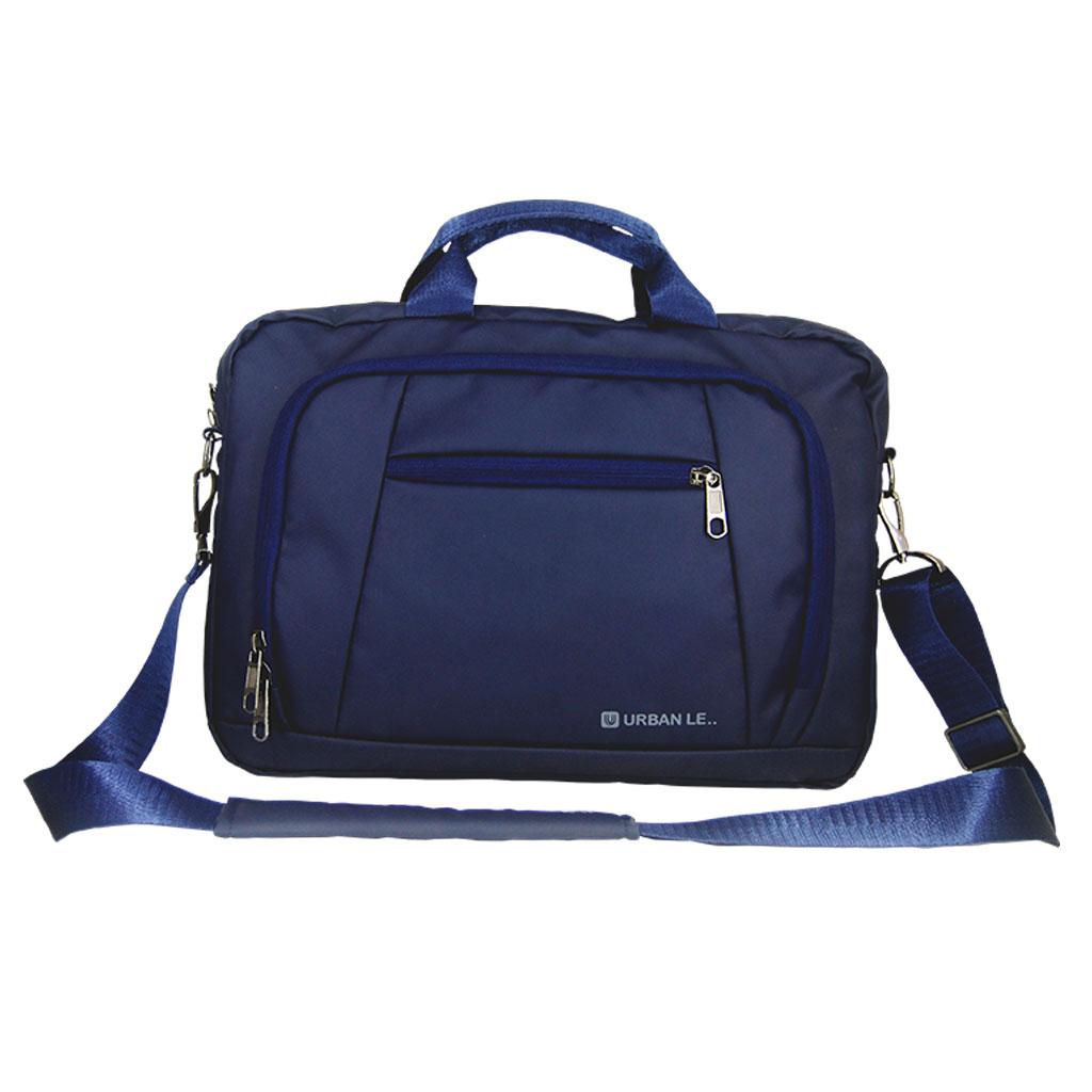 Urban Le 19-ob#00128 Crown-plus Laptop Bag - Blue