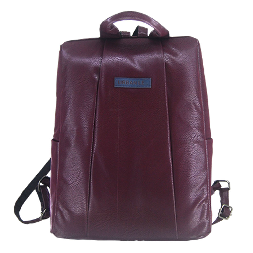 Urban Le 41-wb#00146 Cherry Backpack - Maroon