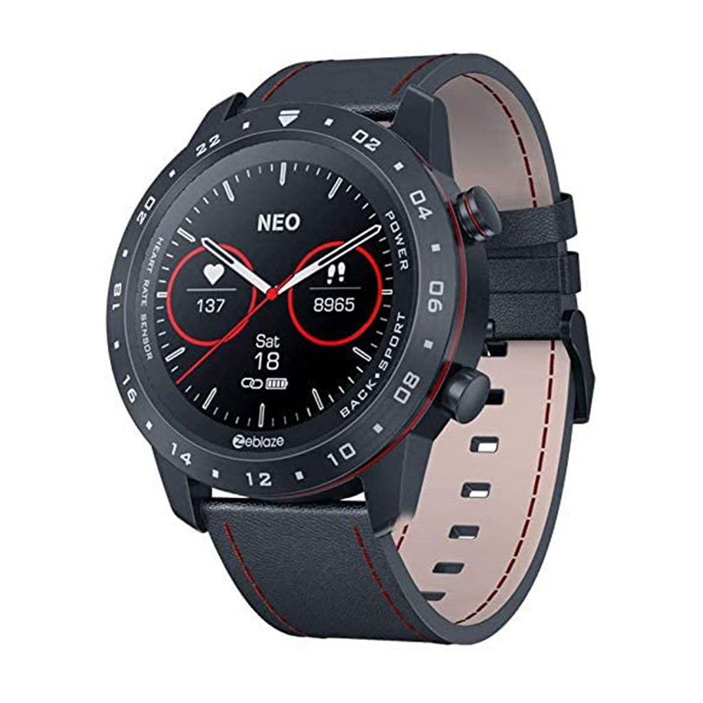 Zeblaze Neo 2 Smartwatch - Black