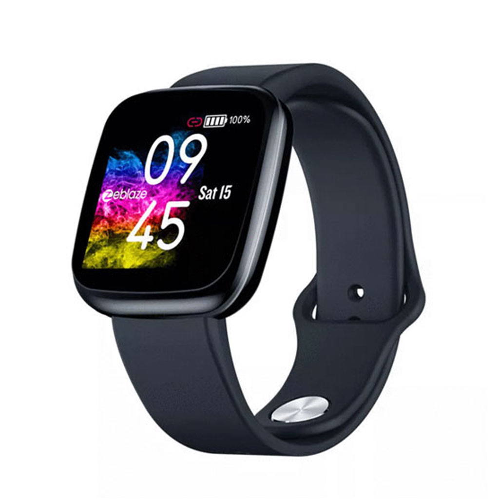 Zeblaze Crystal 3 Smartwatch - Black