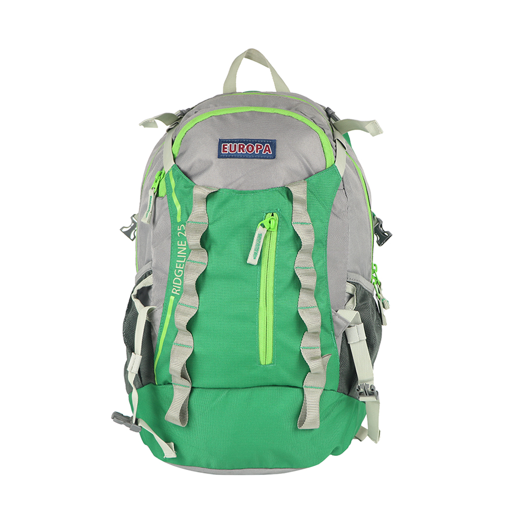 Europa Ridgeline Water Resistant School Collage Laptop And Professional Travel Backpack