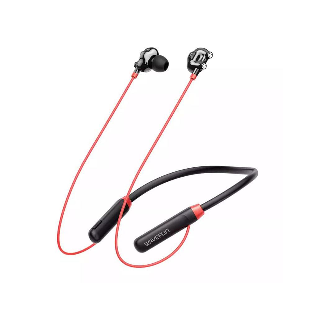 Wavefun Flex U Neckband Bluetooth Earphones