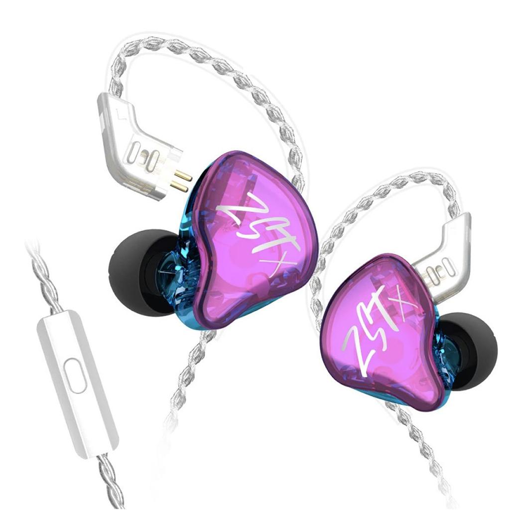 Kz Zst X Hybrid In-ear Earphones