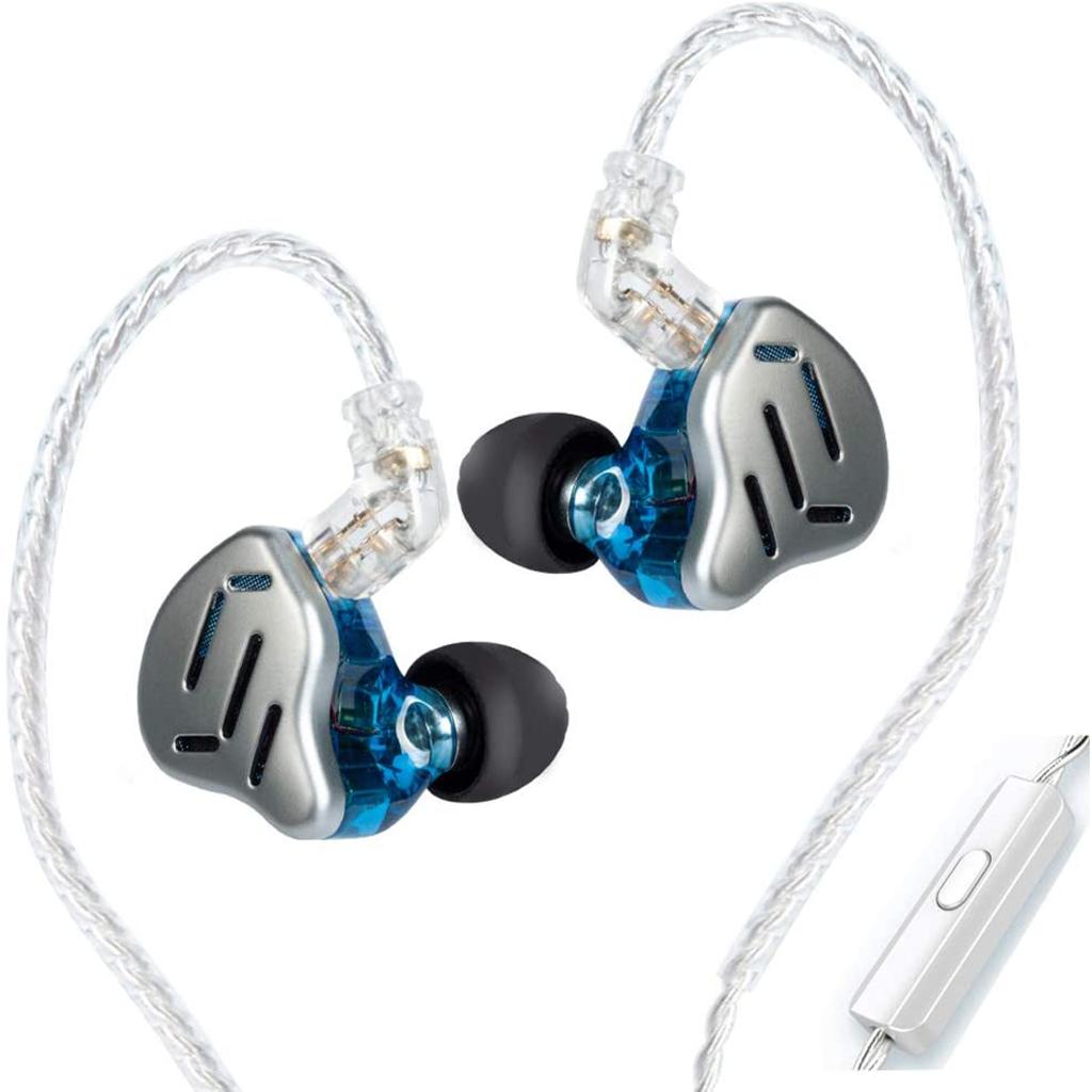 Kz Zax Noise Canceling Sport Earphones