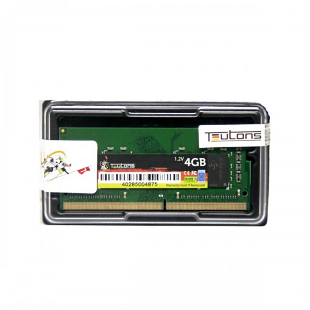 Teutons Celerity 4gb Ddr4 2666mhz Notebook Ram