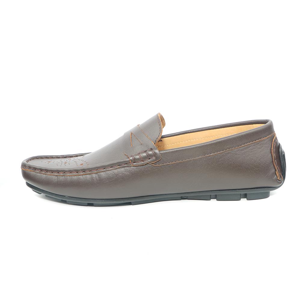 Tpr Upper Lining Fiber Loafer For Men (l-03)