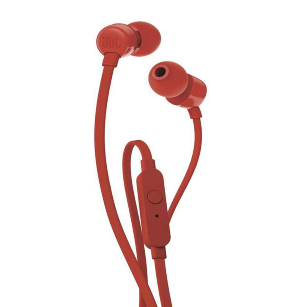 Jbl Tune T110 In-ear Headphones - Red