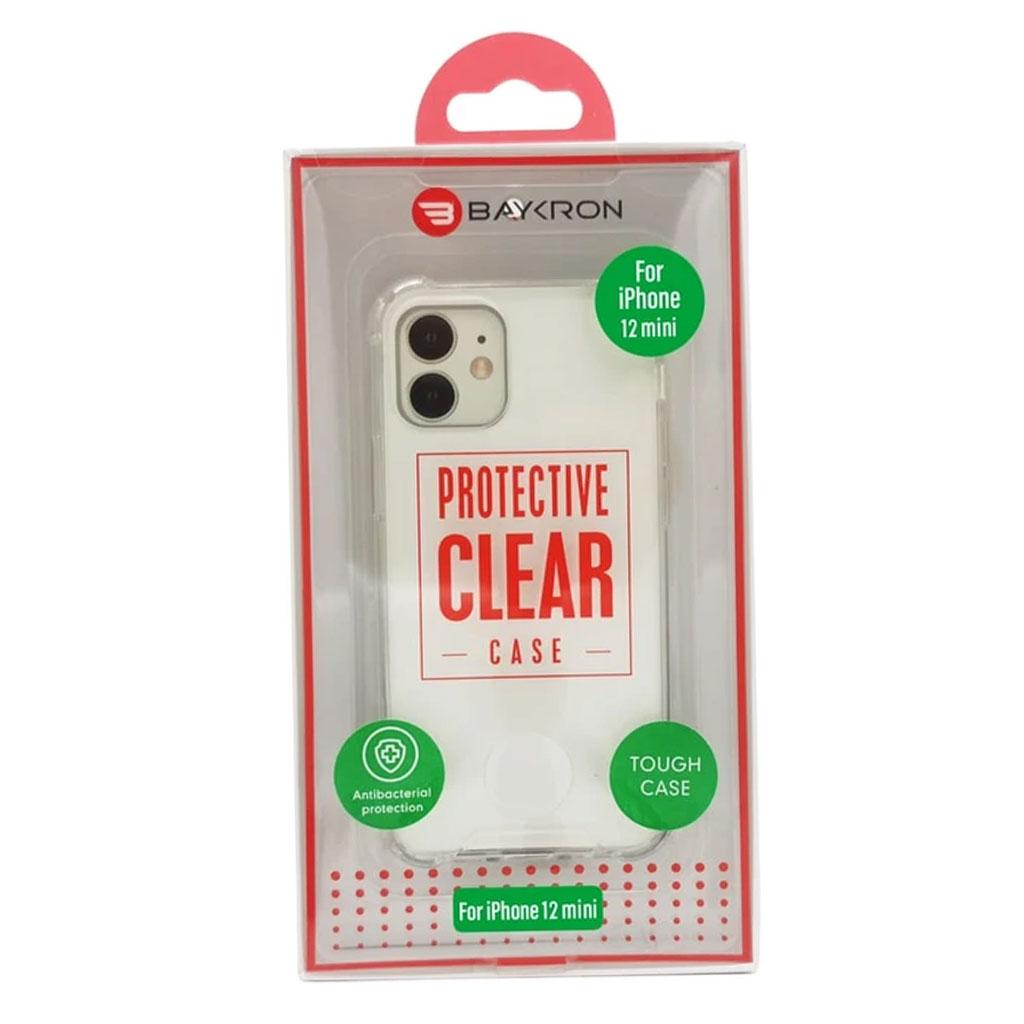 Baykron 20-005008 Iphone 12 Mini Tough Antibacterial Case
