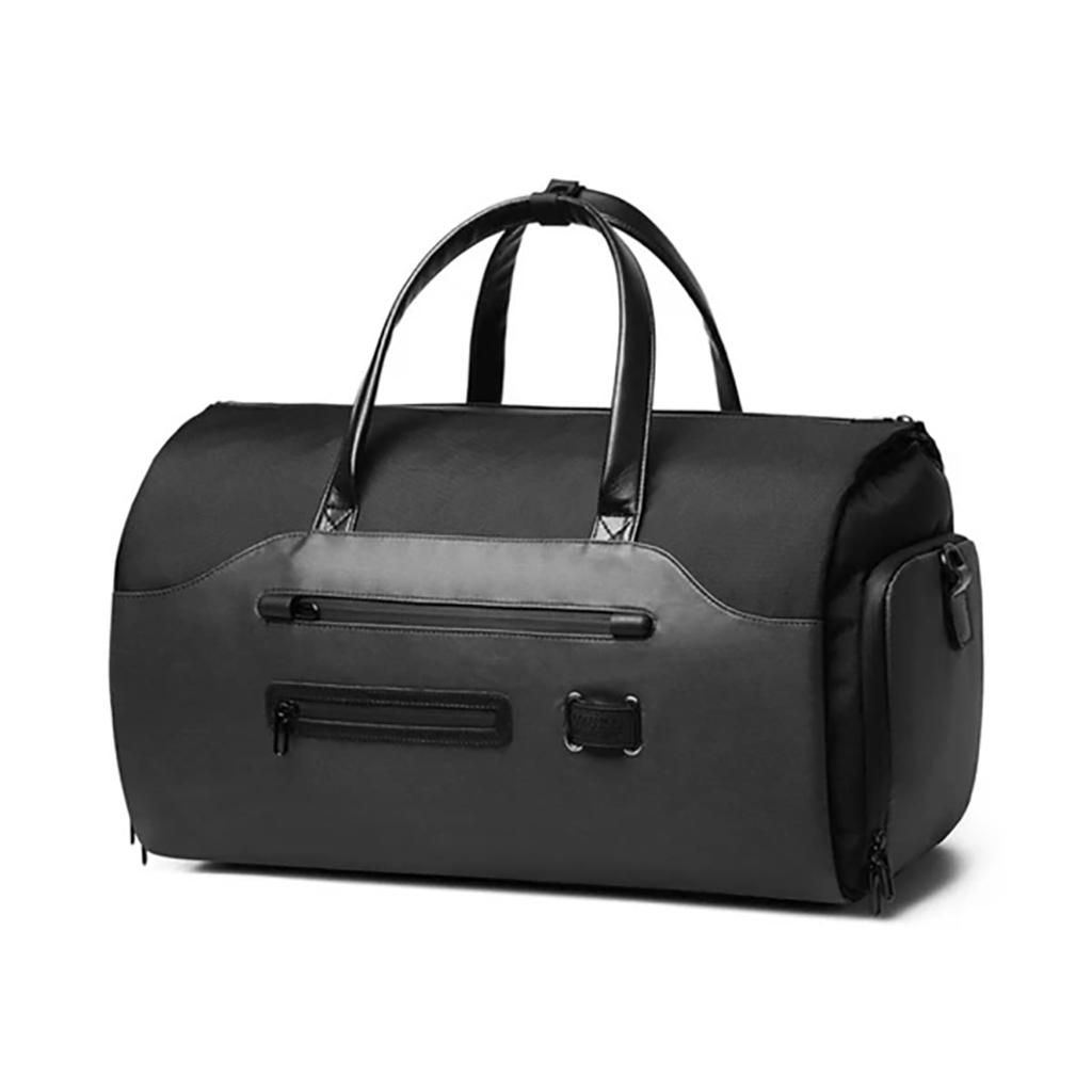 Ozuko 9288 Multifunction Large Capacity Casual European And American Stylish Professional Outdoor Waterproof Travel & Duffle Bags (black)