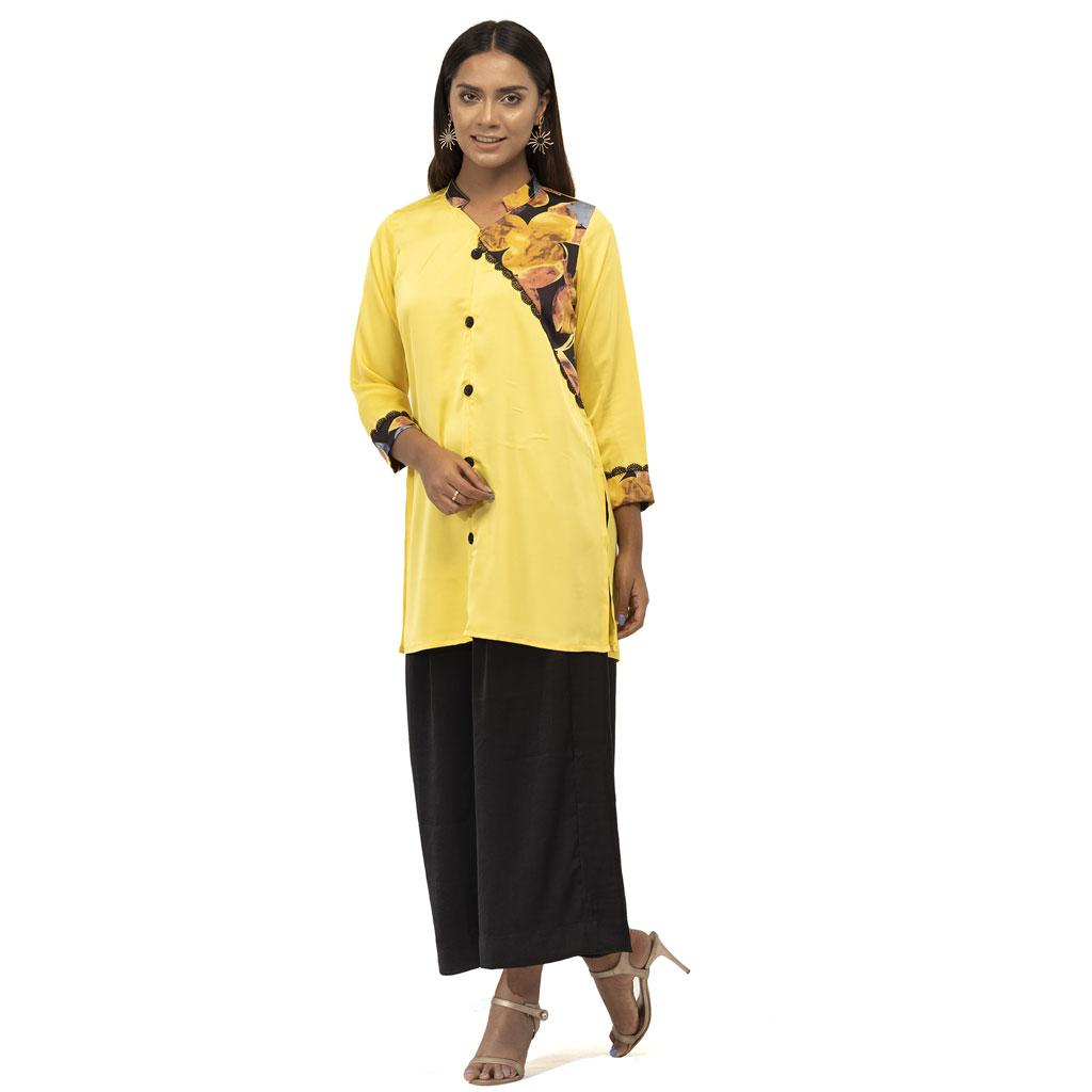 Twelve Ladies Tunic (yellow)
