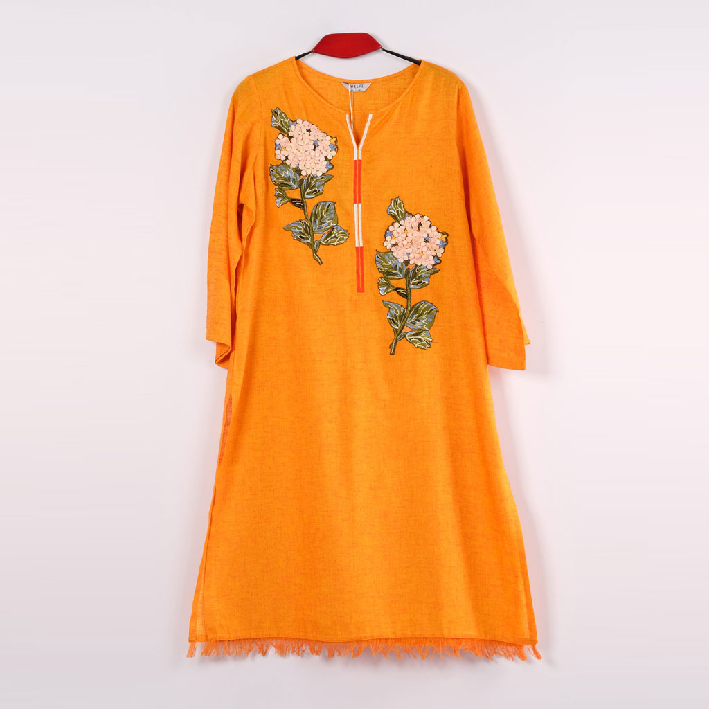 Twelve Ladies Tunic (orange)