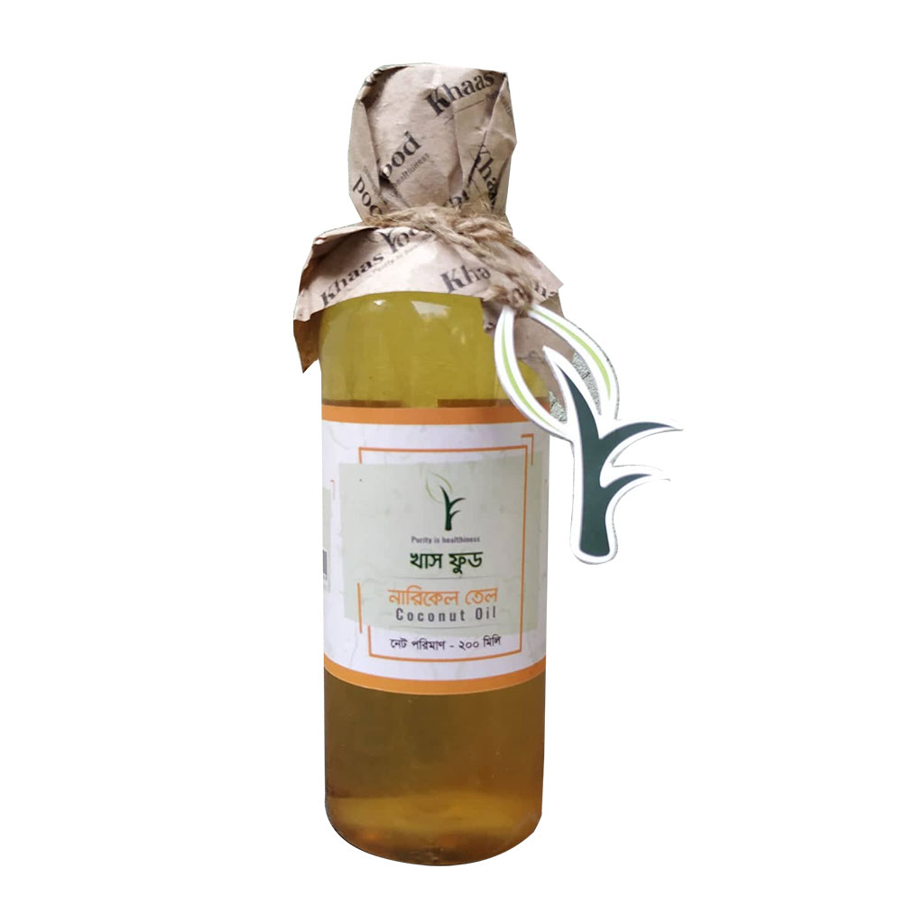 Coconut Oil 200ml