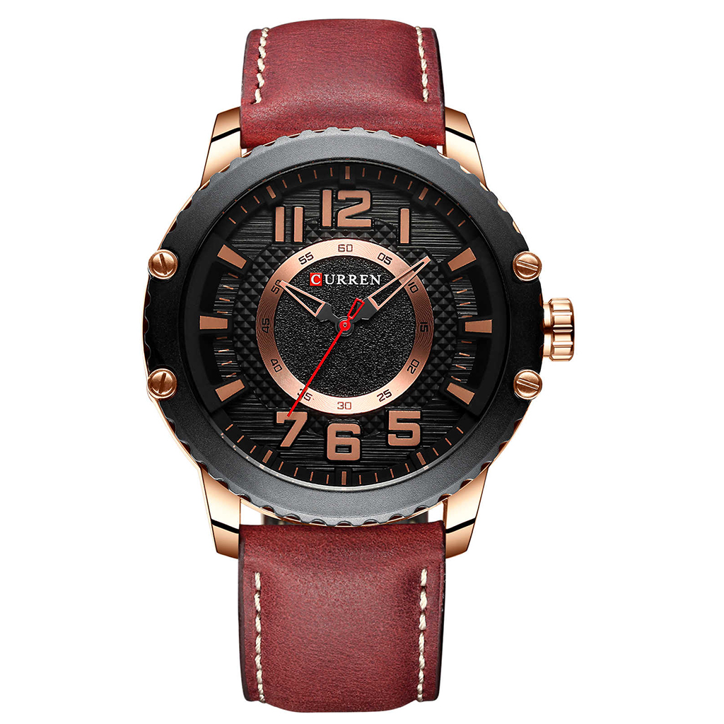 Curren 8341rb Quartz Watch For Man